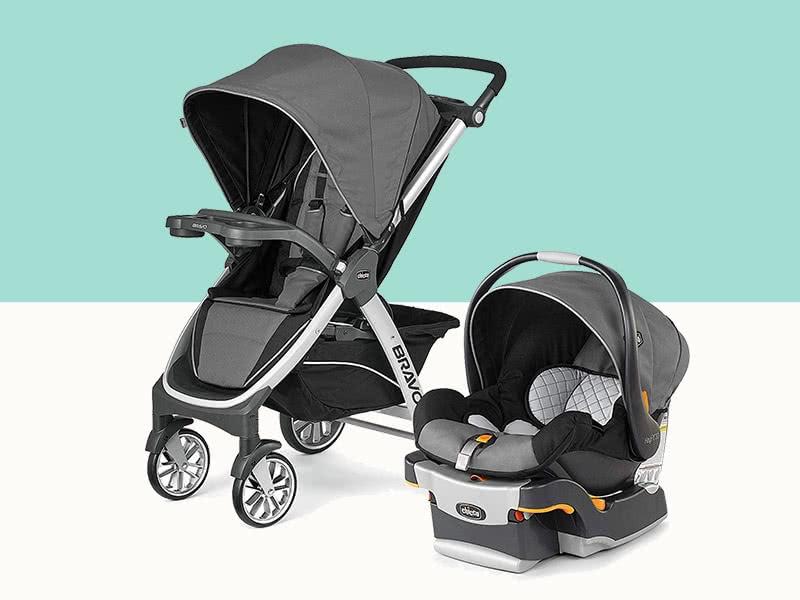 Chicco Bravo Trio travel system - Baby Gear Essentials