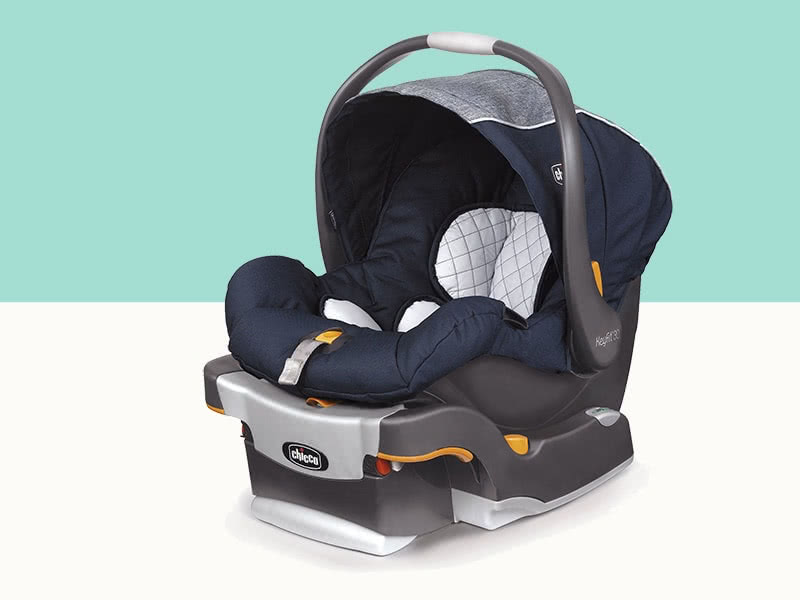Chicco KeyFit 30 Oxford blue - Baby Gear Essentials