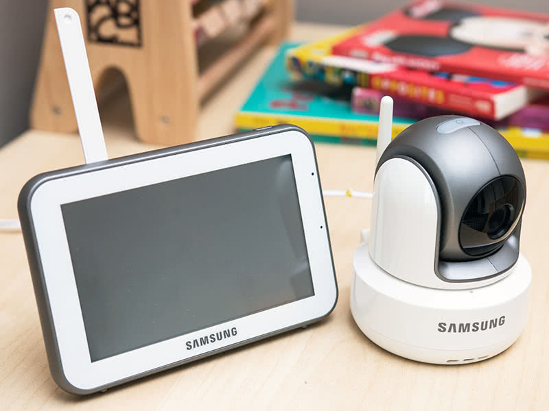 Baby Gear Essentials Samsung SEW-3043W best monitor review