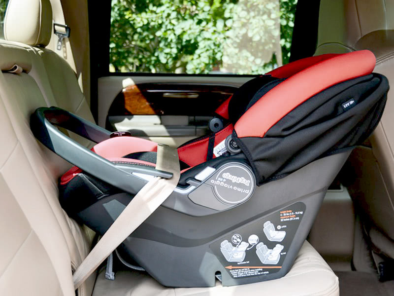 Peg Perego Primo Viaggio infant car seat review - Baby Gear Essentials