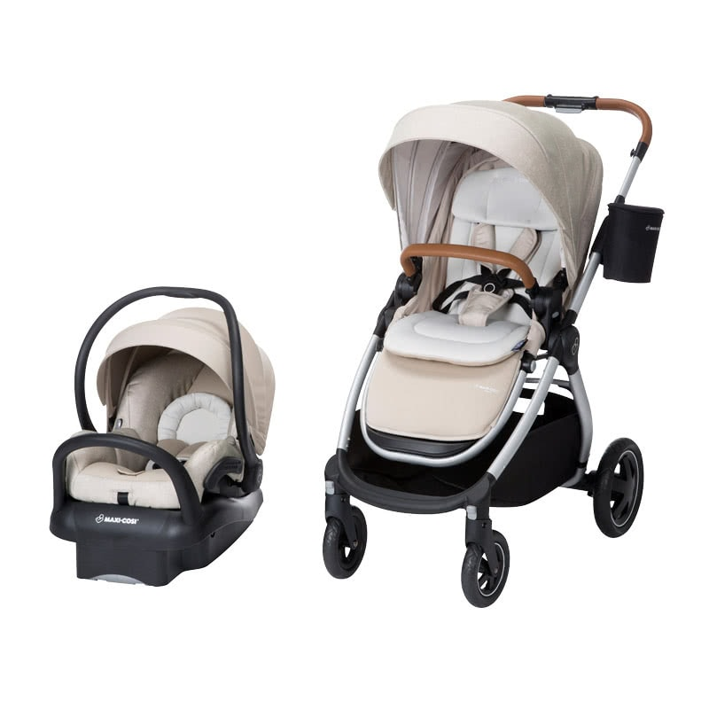 Maxi-Cosi Andorra travel system Mico Max 30 - Baby Gear Essentials