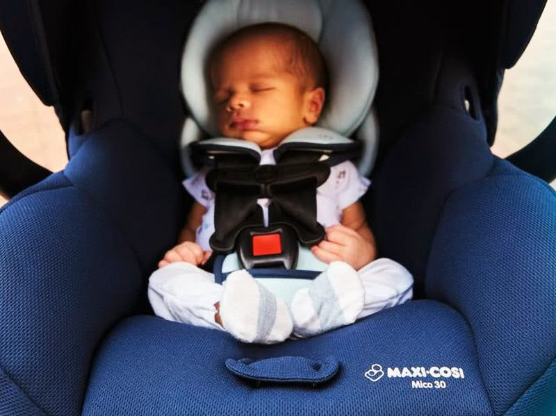 Maxi-Cosi Mico Max 30 infant insert - Baby Gear Essentials
