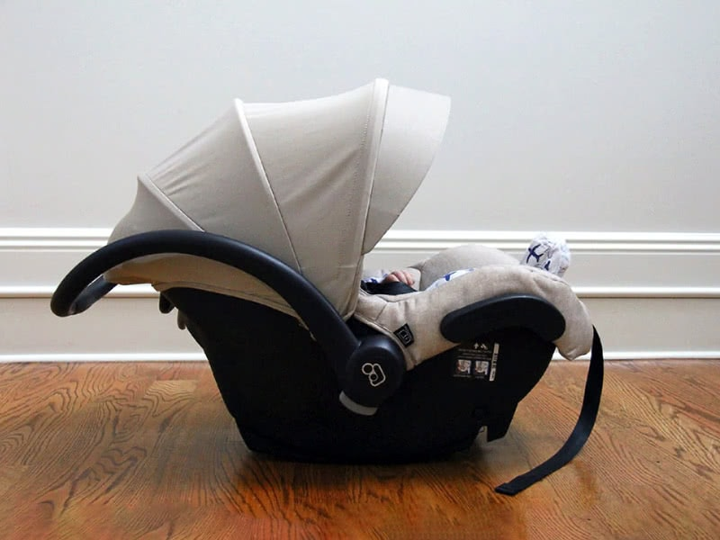 Maxi-Cosi Mico Max 30 review car seat - Baby Gear Essentials