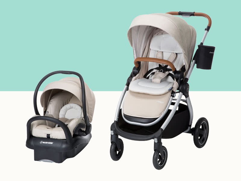Maxi-Cosi Mico Max 30 stroller travel system - Baby Gear Essentials