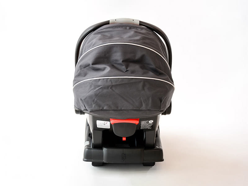 Graco SnugRide Click Connect 35 back seat - Baby Gear Essentials