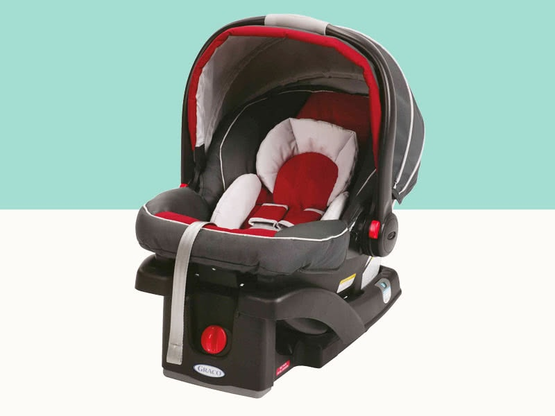Graco SnugRide Click Connect 35 red - Baby Gear Essentials
