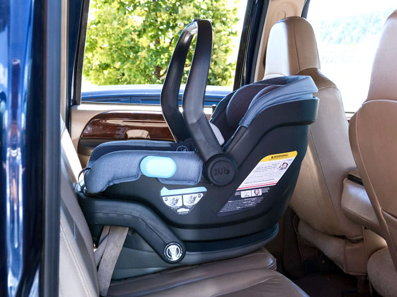 UPPAbaby MESA review car fit - Baby Gear Essentials