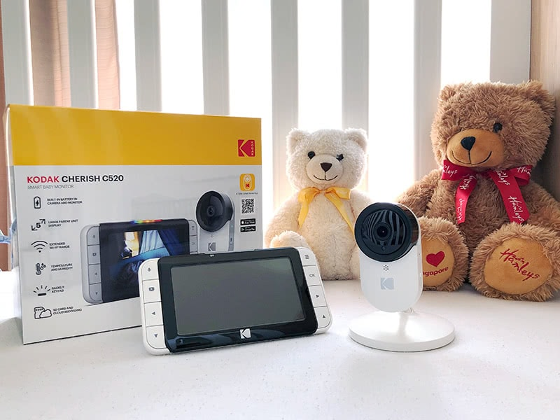 Kodak Cherish C520 monitor review - Baby Gear Essentials