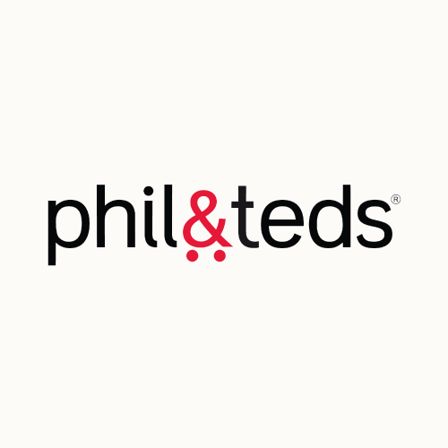 Phil and Teds logo - Baby Gear Essentials
