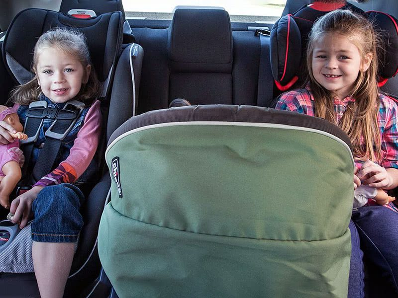 How to securely install your infant car seat center back seat - Baby Gear Essentials