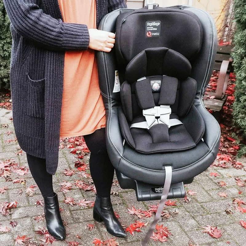 Peg Perego Primo Viaggio infant insert car seat review - Baby Gear Essentials