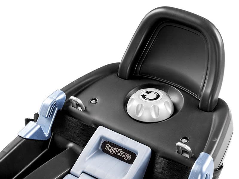 Peg Perego Primo Viaggio review base level adjustment car seat - Baby Gear Essentials
