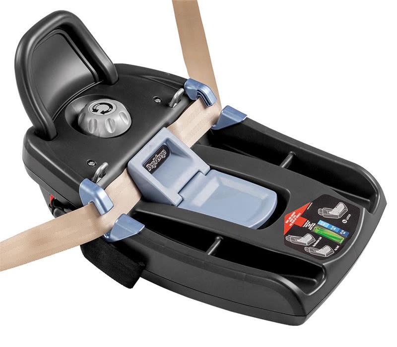 Peg Perego Primo Viaggio review base lock car seat - Baby Gear Essentials