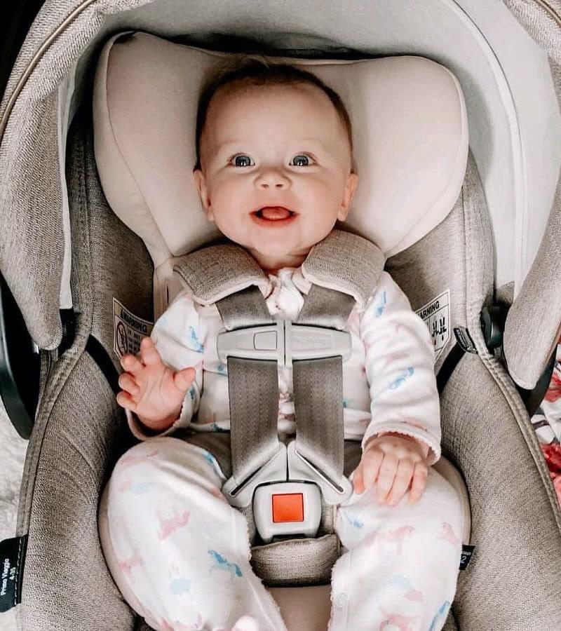 Peg Perego Primo Viaggio review harness car seat - Baby Gear Essentials