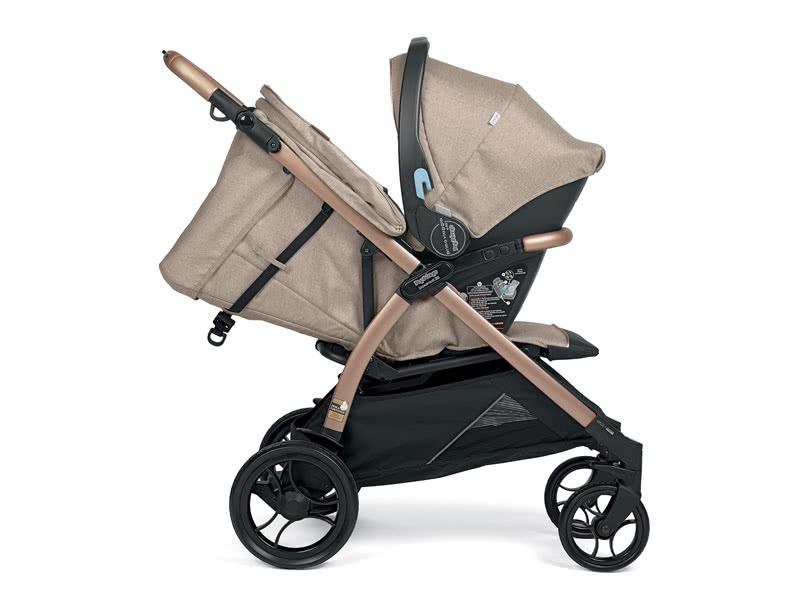 Peg Perego Primo Viaggio review stroller booklet - Baby Gear Essentials