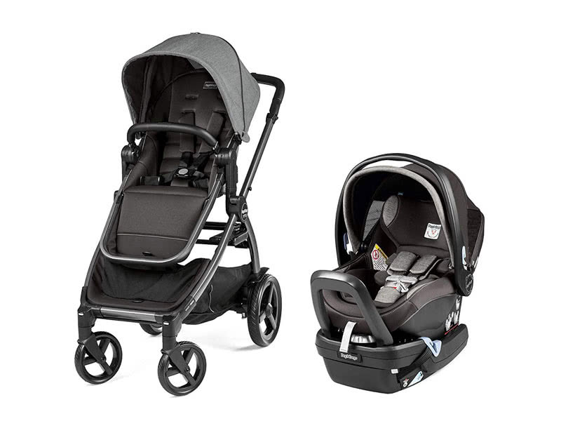 Peg Perego YPSI travel system review stroller car seat - Baby Gear Essentials