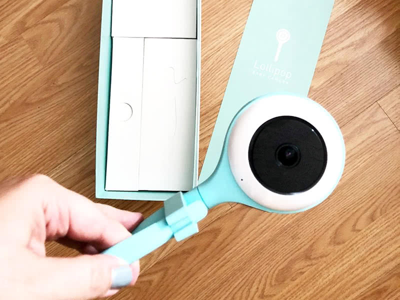 Baby Gear Essentials Lollipop camera review