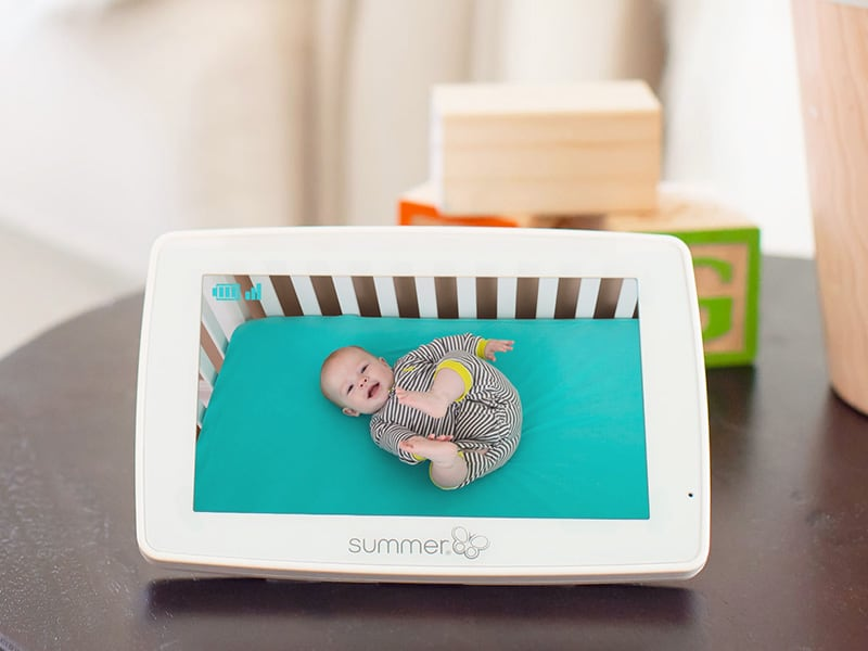 Baby Gear Essentials Summer Infant Wide View 2.0 video monitor review