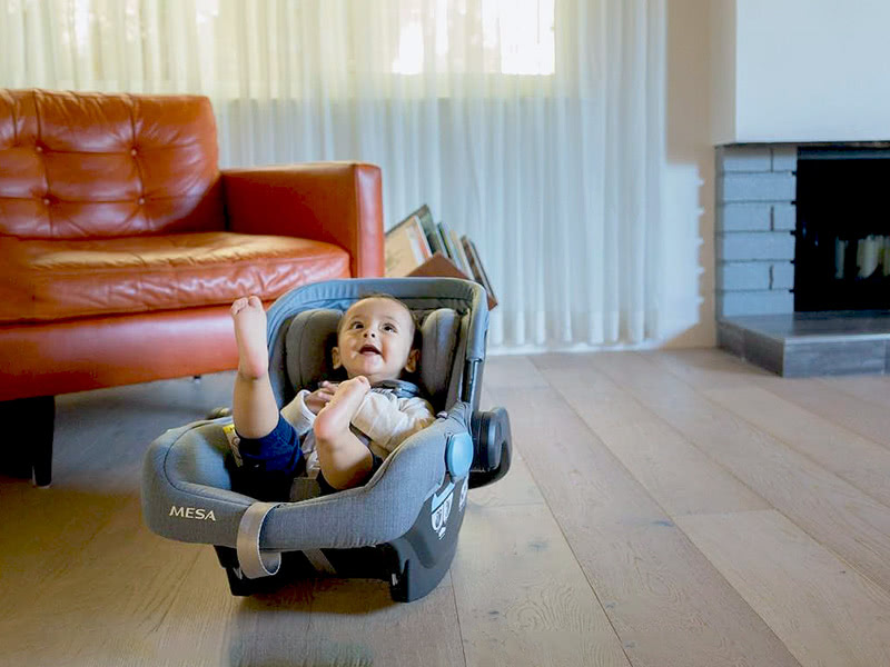 UPPAbaby MESA infant car seat review - Baby Gear Essentials