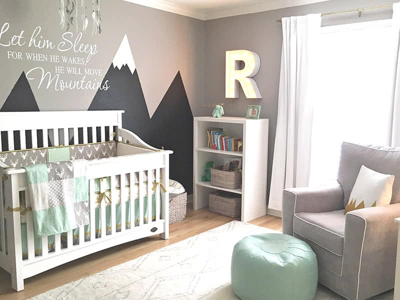 Baby Gear Essentials where to put a baby monitor in bedroom or nursery