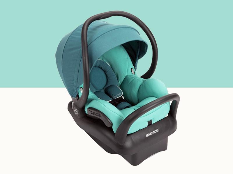 Maxi-Cosi Mico Max 30 canopy - Baby Gear Essentials