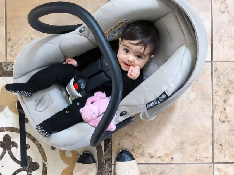 Maxi Cosi Mico Max 30 installation infant car seat - Baby Gear Essentials