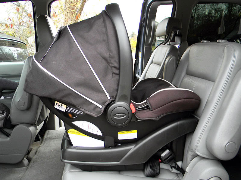 Graco SnugRide Click Connect 35 infant car seat review - Baby Gear Essentials