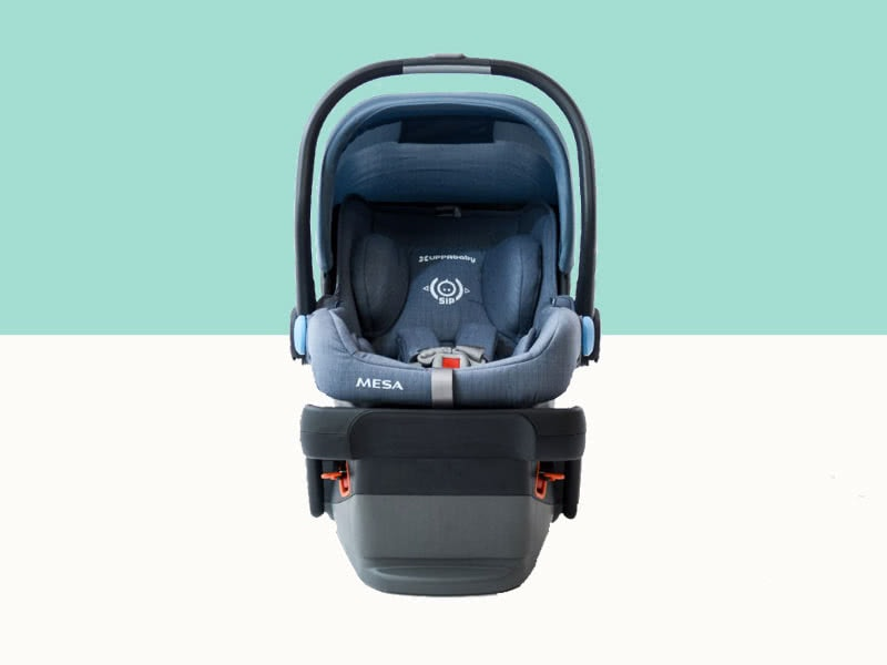 UPPAbaby MESA review Henry fabric - Baby Gear Essentials