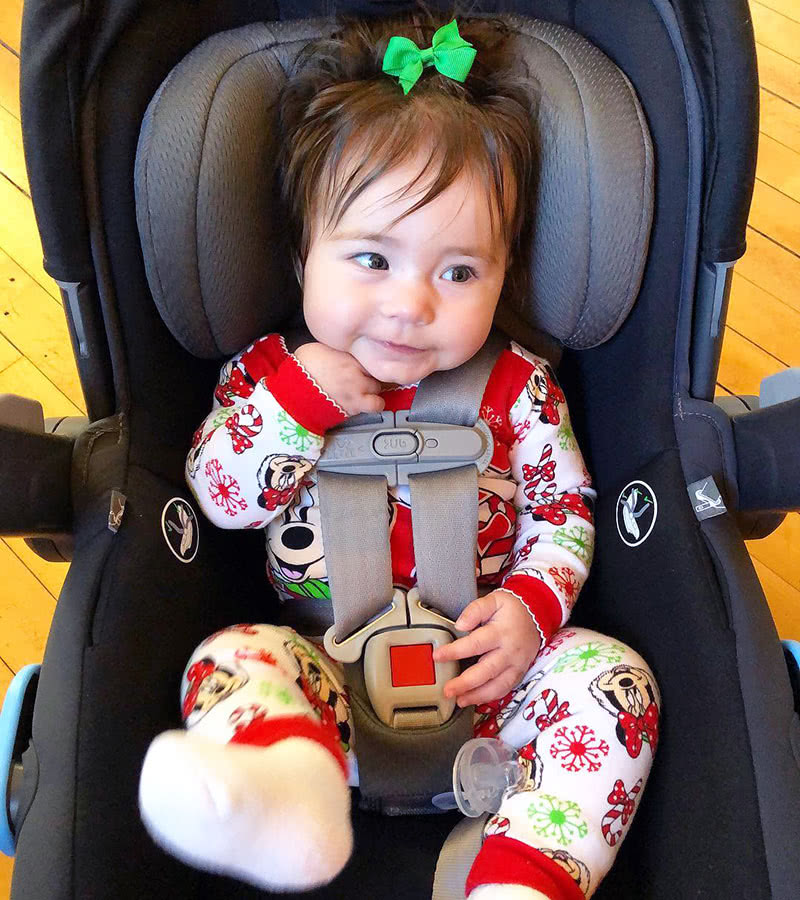 UPPAbaby MESA review weight car seat - Baby Gear Essentials