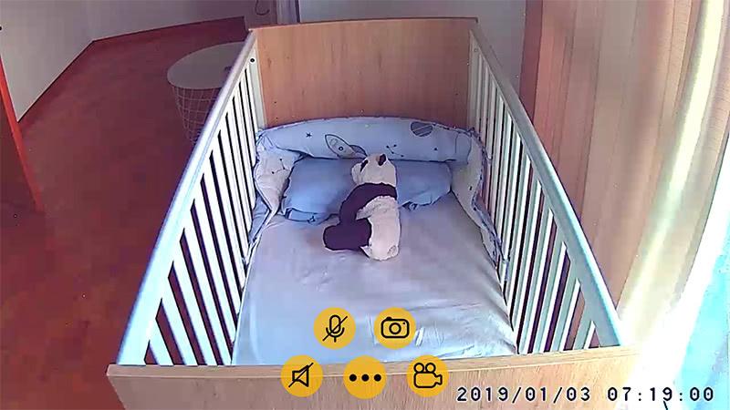 Kodak Cherish C520 Review mobile app landscape view - Baby Gear Essentials