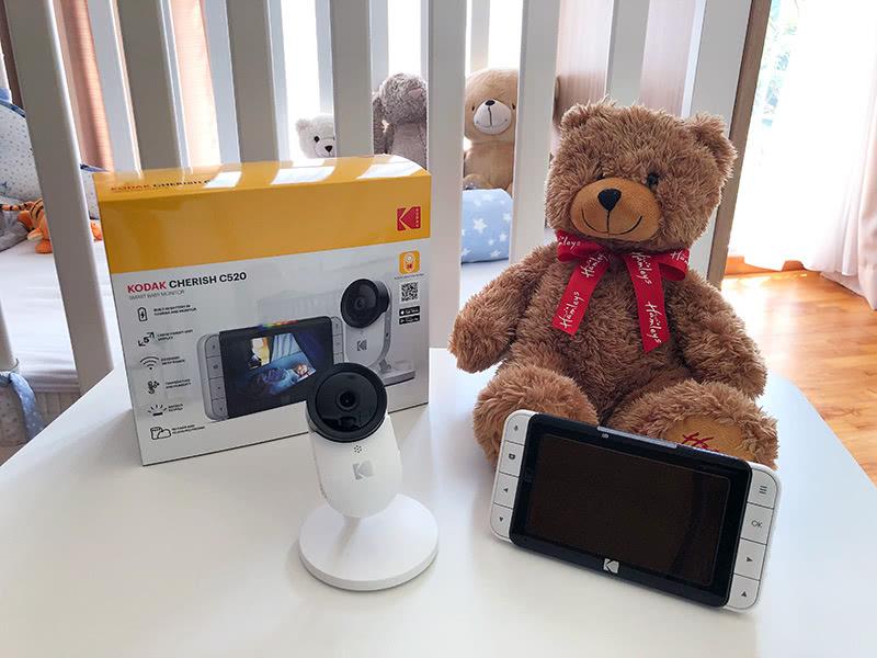 Kodak Cherish C520 monitor reviews - Baby Gear Essentials