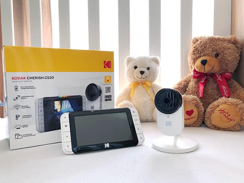 Baby Gear Essentials Kodak Cherish C520 baby monitor