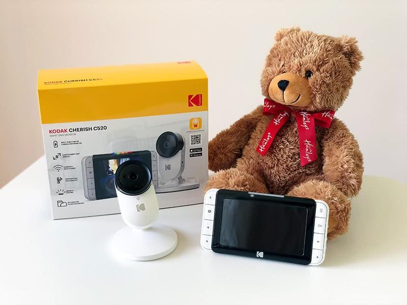 Kodak Cherish C520 review package - Baby Gear Essentials