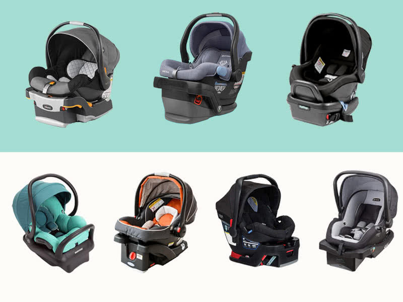 7 Best Infant Car Seats: Find Your Baby Seat (2021 Updated)