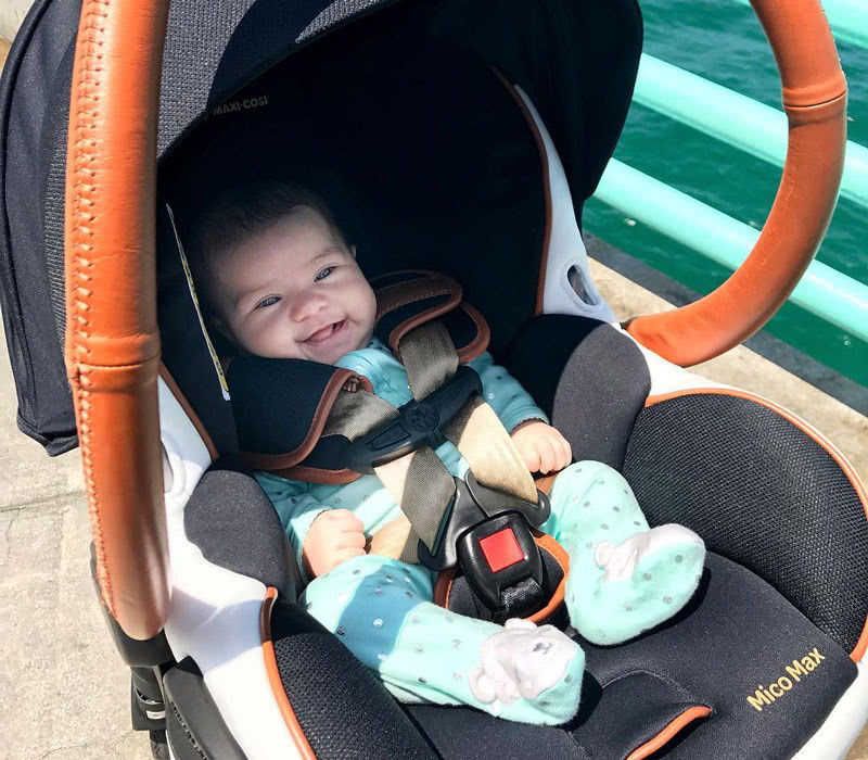 infant car seat buying guide Maxi-Cosi Mico Max - Baby Gear Essentials