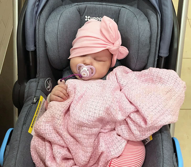 infant car seat buying guide sleep - Baby Gear Essentials