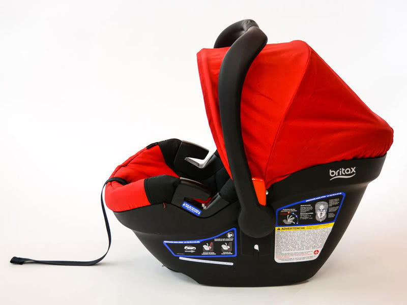 Britax B-Safe 35 infant car seat review - Baby Gear Essentials