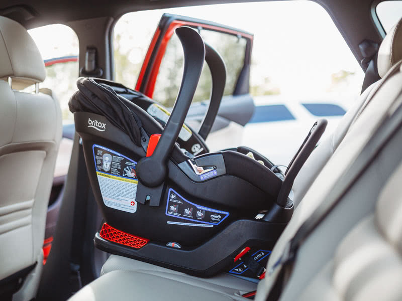 How to securely install your infant car seat: A visual guide - Baby Gear Essentials