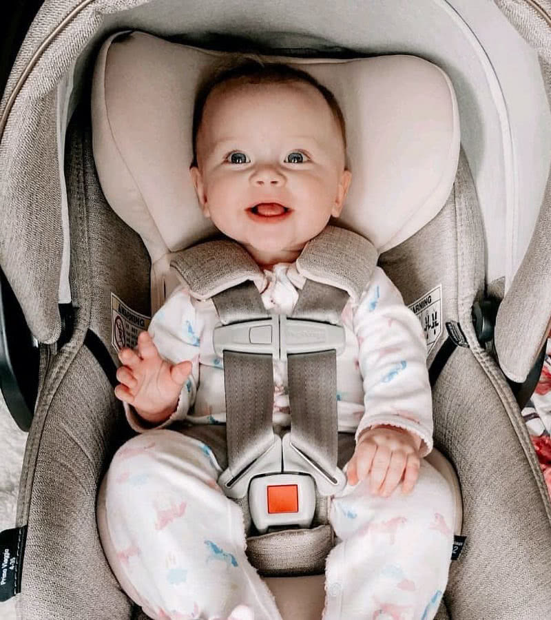 Peg Perego Primo Viaggio review harness car seat - Baby Gear Essentials