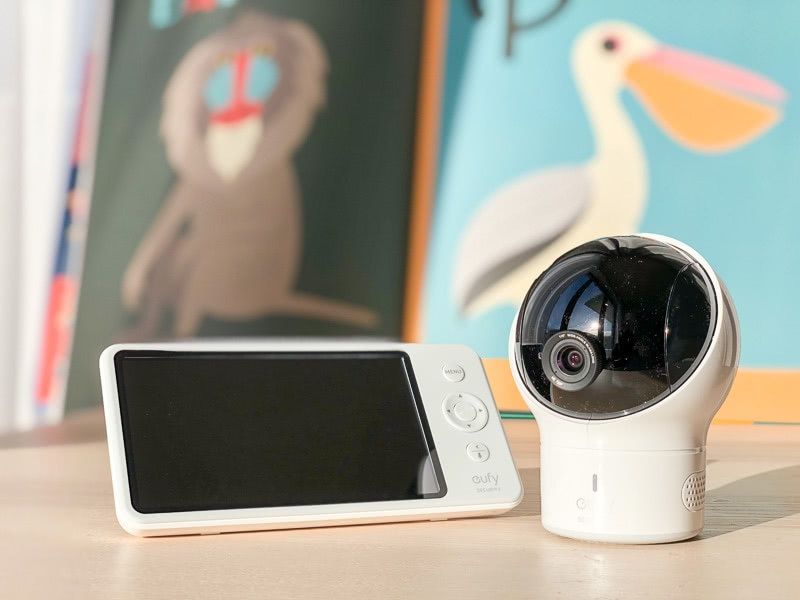 Eufy SpaceView monitor review - Baby Gear Essentials