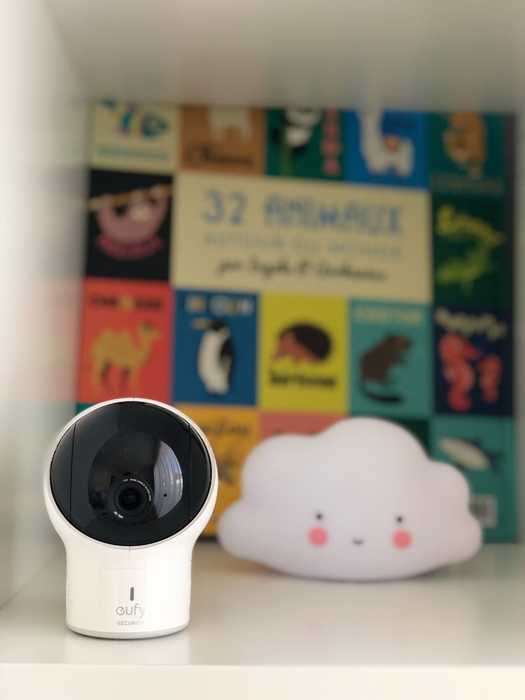 Eufy SpaceView S additional camera - Baby Gear Essentials