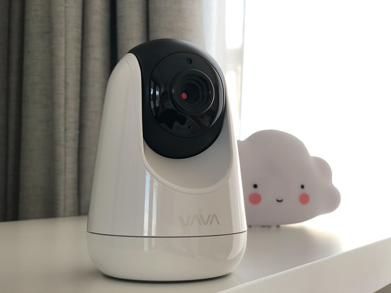 VAVA camera installation - Baby Gear Essentials