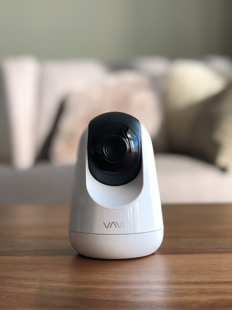 VAVA radio camera review - Baby Gear Essentials