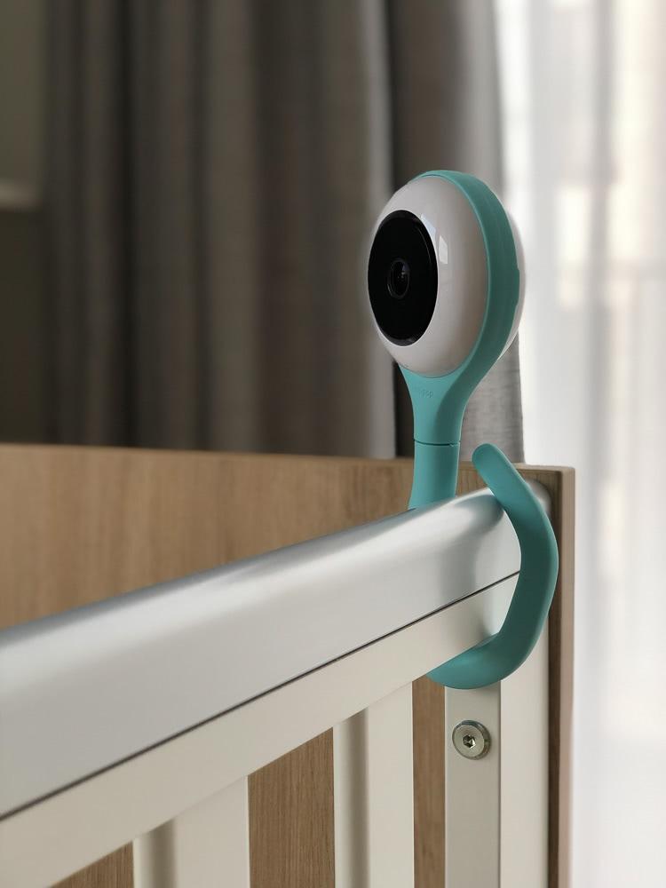 Lollipop camera monitor attach crib - Baby Gear Essentials