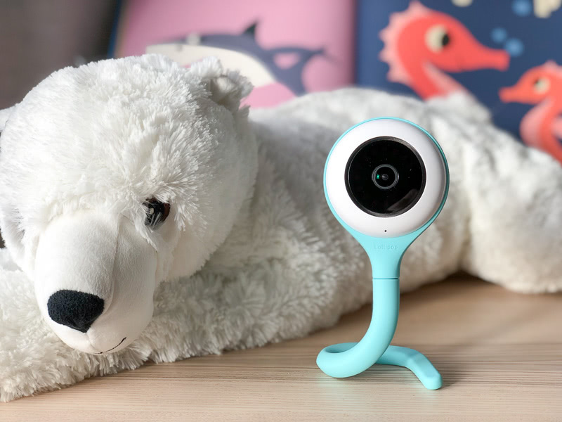 Lollipop camera monitor review - Baby Gear Essentials