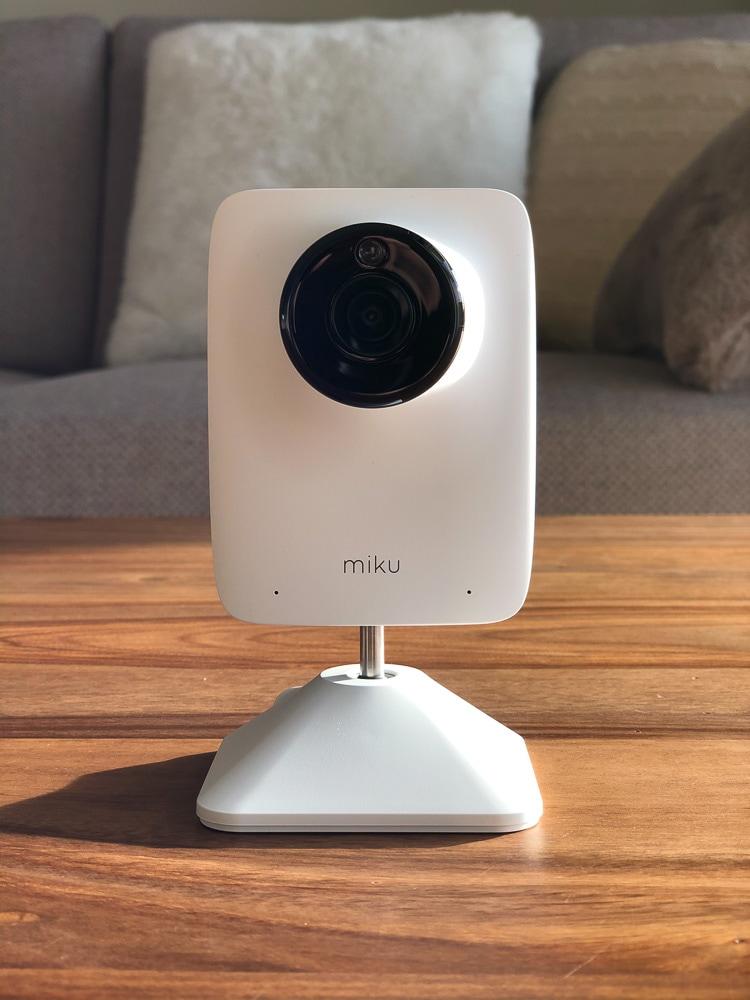 Miku camera monitor review - Baby Gear Essentials