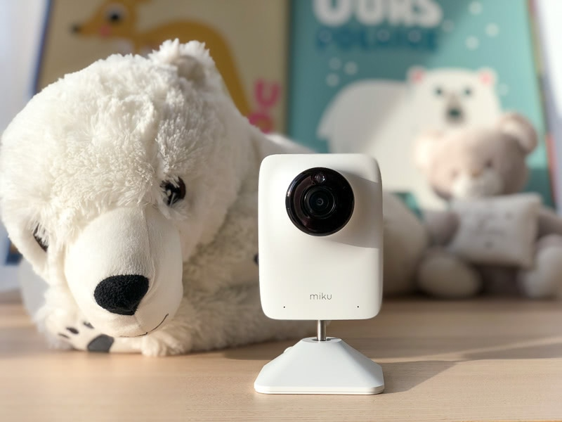 Miku smart WiFi monitor review - Baby Gear Essentials