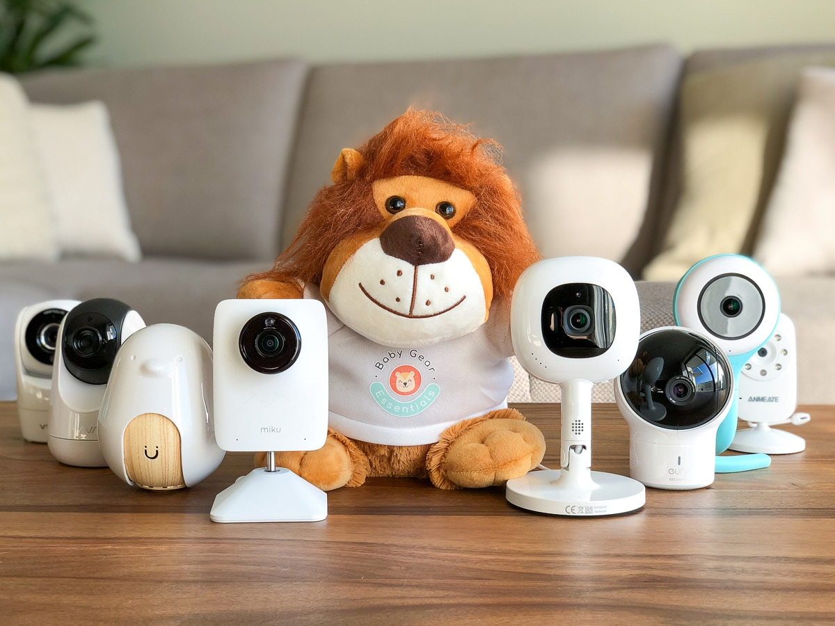 Image result for What are the latest features of the baby monitor?