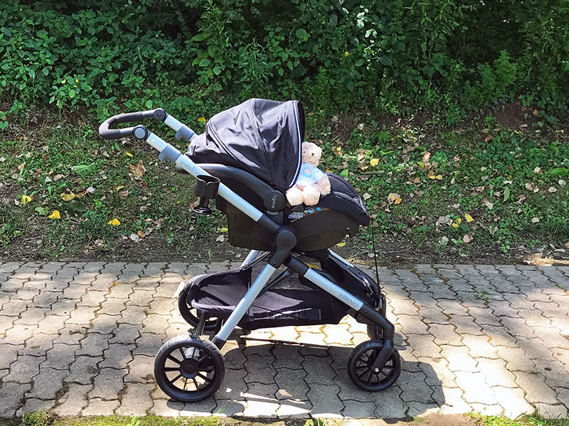evenflo pivot xpand stroller review - Baby Gear Essentials