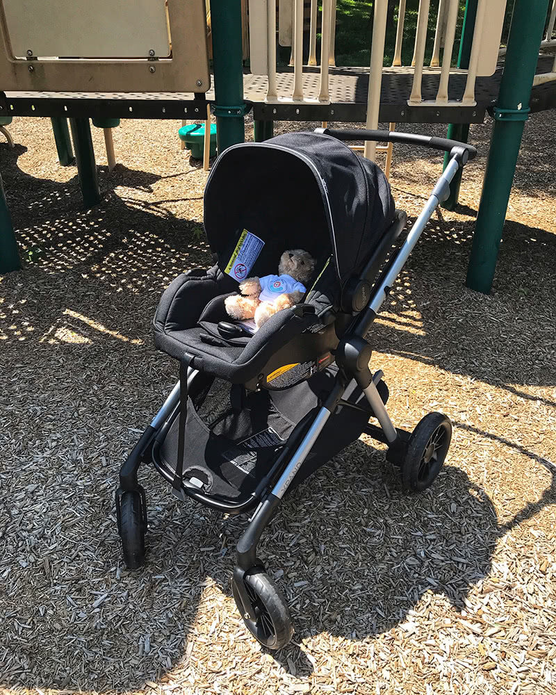 evenflo pivot xpand stroller review features - Baby Gear Essentials